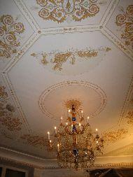 Художественная роспись стен и потолков в Москве